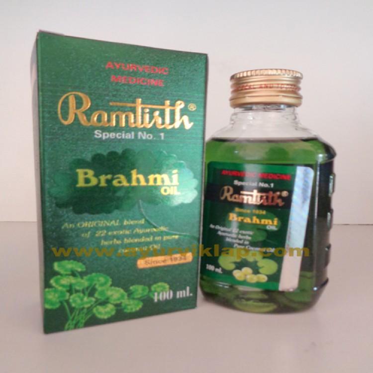 Brahmi Oil Hair