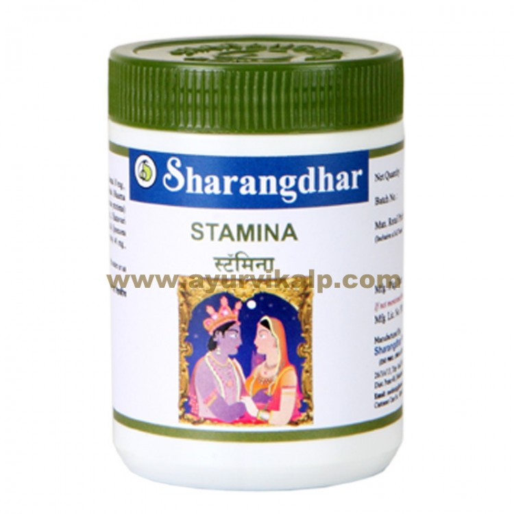Sharangdhar, STAMINA, 120 Tablet, Vim & Vigour Booster